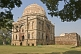 Image of The Bara Gumbad tomb was built during the Lodi period (1421-1526).