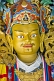 Image of Buddhist religious image in the Bhutanese Temple.