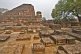 Image of Remains of Buddhist temples and tombs at one of the worlds oldest Universities, founded in the 5thC AD.