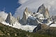 Image of Fitzroy Mountains in the Parque Nacional Los Glaciares.