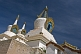Image of White stupas at the Erdene Zuu Khiid (Hundred Treasures Monastery).