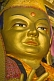 Image of Yellow-Cap Buddhist statue in the Erdene Zuu Monastery.