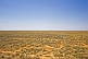 Image of View of deserted Nullarbor Plain from the GSR Indian Pacific trans-continental train.