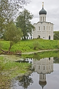 Church of the Intercession on the Nerl.