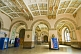 Image of The foyer of the Haydarpasa Railway Station, on the Asian side of the Bosphorous at Kadikoy.