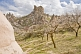 Image of The Uchisar Fairy Castle is a maze of rock-cut rooms and chambers, as well as being a superb defensive site.