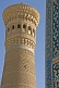Image of Kalon Minaret built by Arslan Khan in 1127 was the tallest building in Asia at that time.