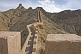 Image of Great Wall of China at the Shiguan Gorge, near Jiayuguan.
