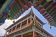 Image of Multi-colored roofs and walls at the Gao Buddhist temple.