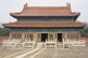 Building in inner corutyard of Xiao Ling - tomb of the Shunzhi Emperor, at the Eastern Qing Tombs, near Ji Xian.