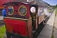 Image of Steam locomotive Fox at Kirklees Light Railway at Clayton West.