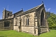 Image of All Saints Parish Church built in Victorian era on A65 Leeds Road.